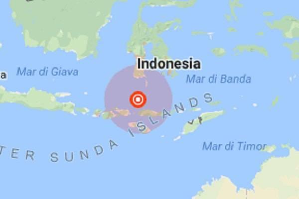 Indonesia: nuova scossa 6.9 a Lombok