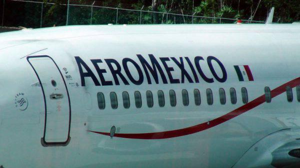 aeromexico incidente