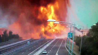 Esplosione Bologna