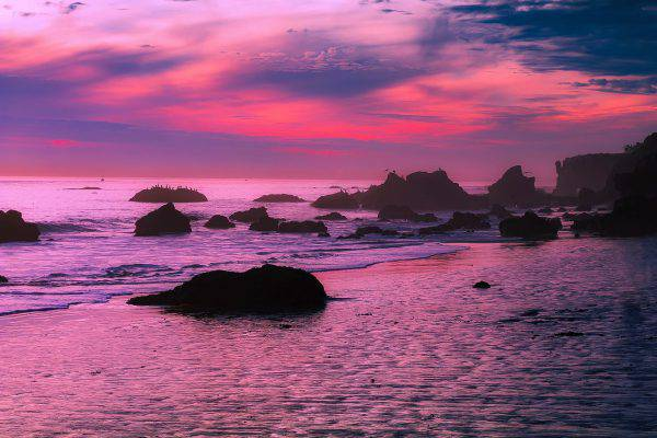 10 tramonti dal mondo