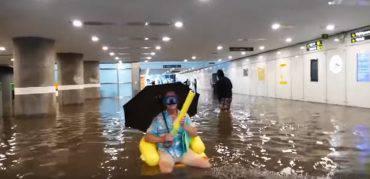 stazione-allagata-svezia-piscina-video
