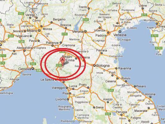 Il Molise continua a tremare ma la scossa più forte viene registrata in Emilia