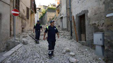 terremoto mappa pericolosità sismica