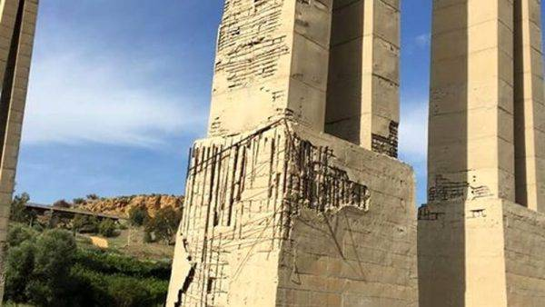 Ponte Morandi di Agrigento