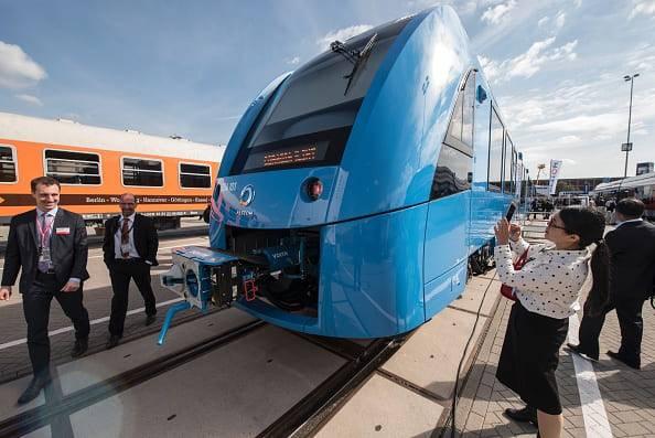 treno a idrogeno