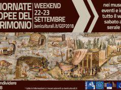 Giornate Europee del Patrimonio 2018