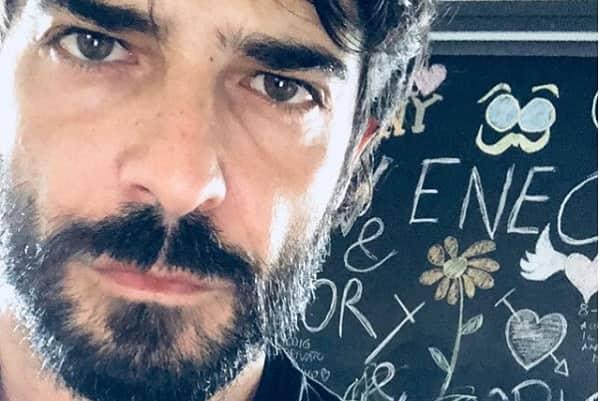 """Marco Bocci, la battaglia per sopravvivere alla meningite: """"L'herpes ..."""
