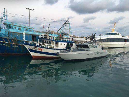 pescatori tunisini