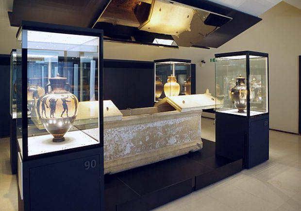 museo nazionale archeologico di taranto