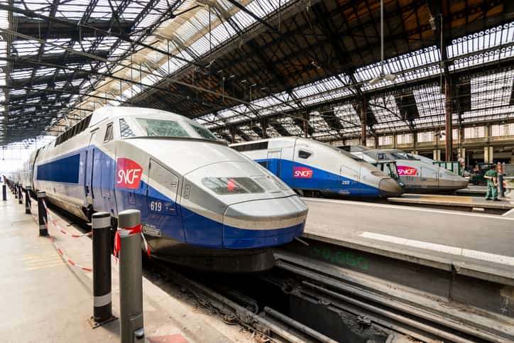 treni automatici