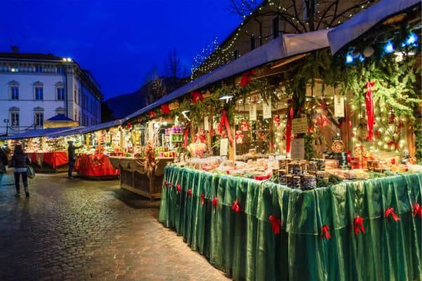 Mercatini Di Natale 2018 I Piu Belli D Italia Dove Andare