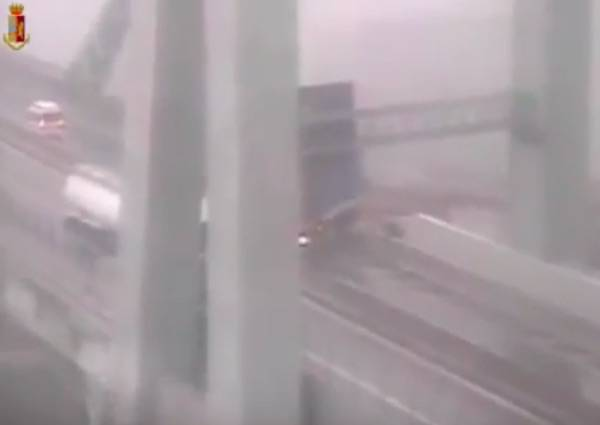 Crollo del Ponte