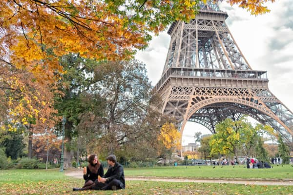 ottobre novembre 2018 a parigi