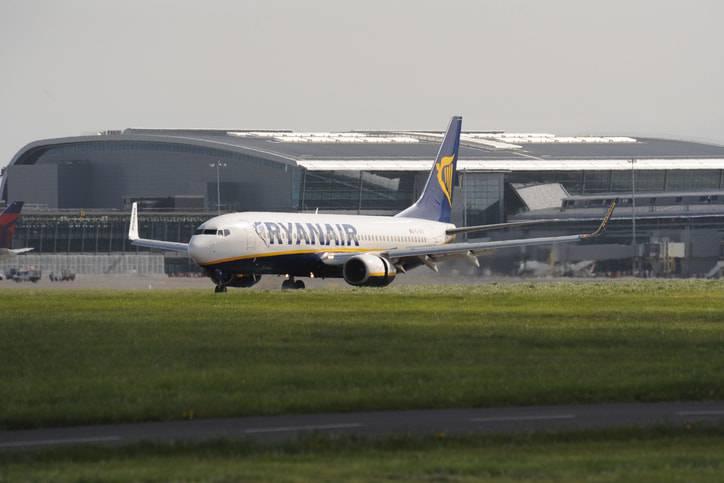 voli low cost per l'inverno di ryanair