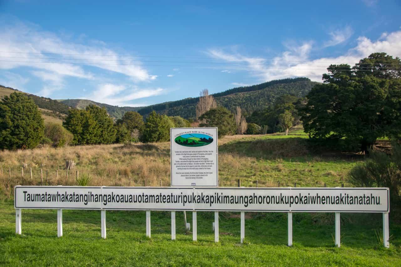 luogo nome più lungo mondo