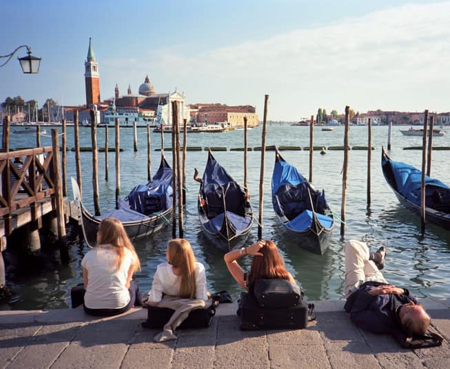 venezia stop ai maleducati