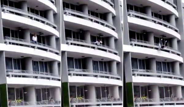 Altra vittima del selfie: donna cade dal 27° piano e muore
