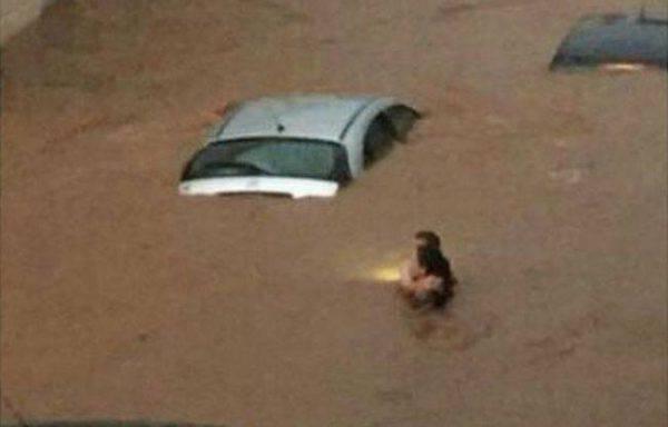 Alluvione devastante