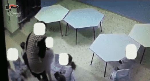arrestate quattro maestre d'asilo
