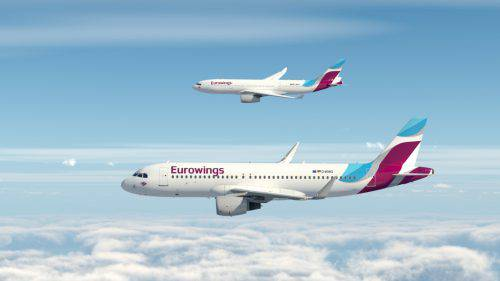 voli low cost di eurowings
