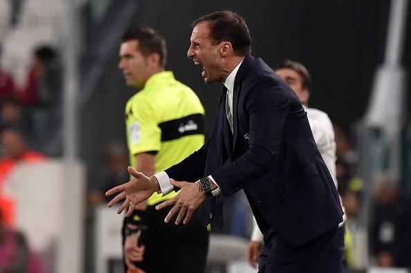 Juventus Genoa stop