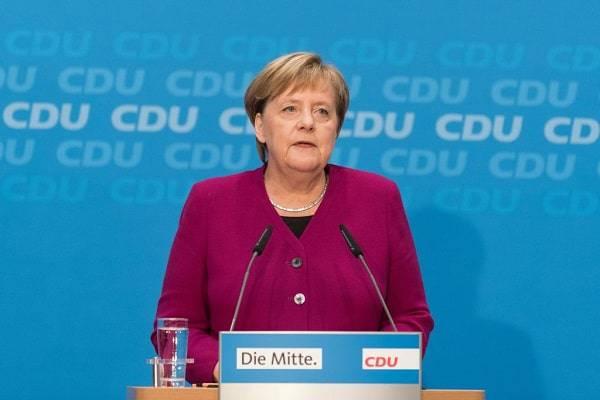 Angela Merkel si ritira