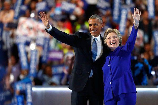 Pacchi sospetti Obama Clinton
