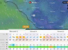Previsioni Meteo Roma primo week end ottobre 2018