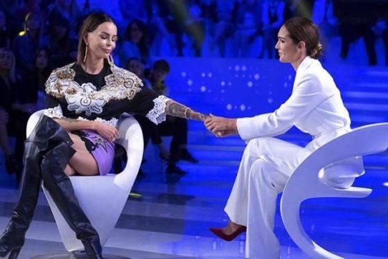 Nina Moric attacco a Silvia Provvedi e Belen Rodriguez