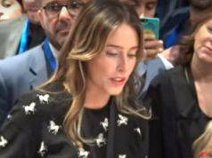 Maria Elena Boschi outfit