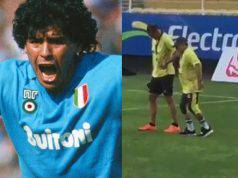 Maradona artrosi