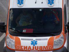 san marino ambulanza ragazza ferita