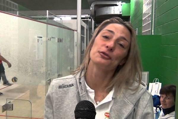 Maurizia Cacciatori finale mondiali