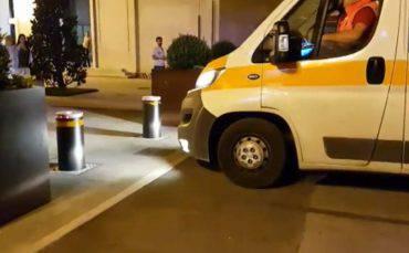 ambulanza dissuasori google maps