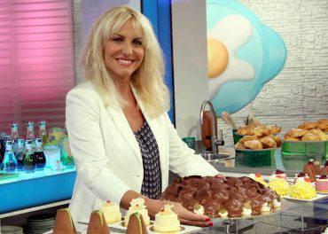 Antonella Clerici la prova del cuoco stipendio