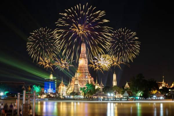 capodanno a bangkok 2019