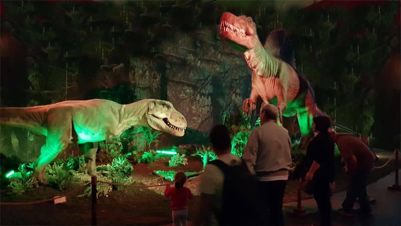 dinosauri a milano