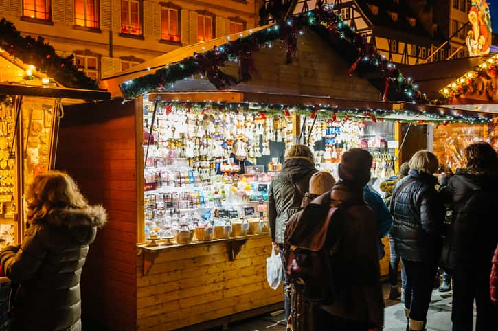 mercatini di natale in francia 2018