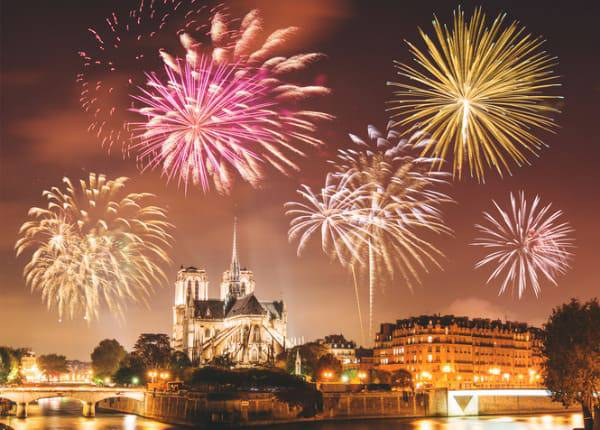 capodanno a parigi 2019