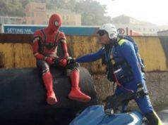 spiderman ancona
