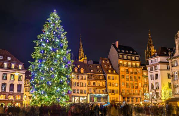 mercatini di natale a strasburgo 2018