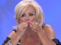 Tina Cipollari matrimonio a sorpresa