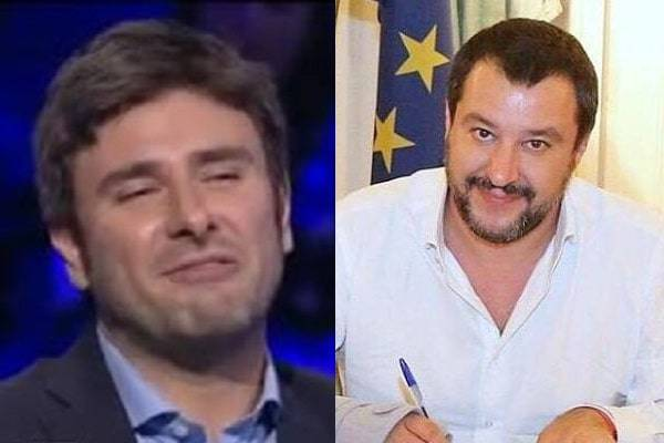 Matteo Salvini Alessandro Di Battista
