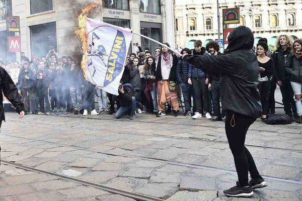 Salvini Nazisti Rossi