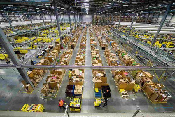 Amazon offrirà 400 nuovi posti di lavoro a tempo indeterminato