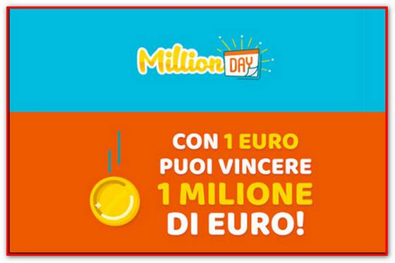 Estrazione Million Day oggi 25 novembre
