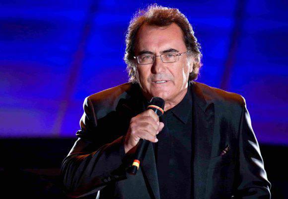 Albano, malore dopo il concerto: salta l'ospitata da Barbara d'Urso