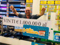 estrazione million day 18 novembre