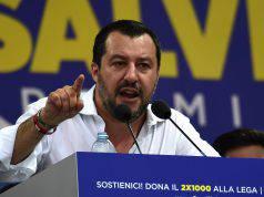 Salvini e Lega volano nei sondaggi