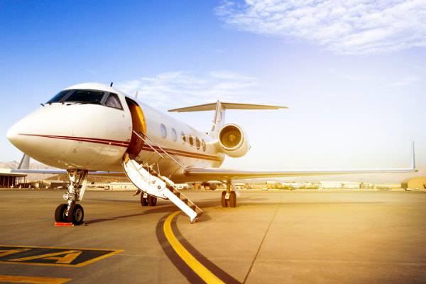 volare low cost su un aereo privato